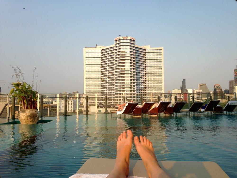 Millennium Hilton Pool