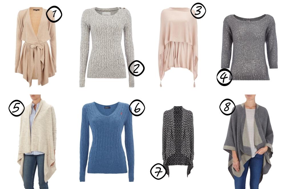 Knitwear Wishlist